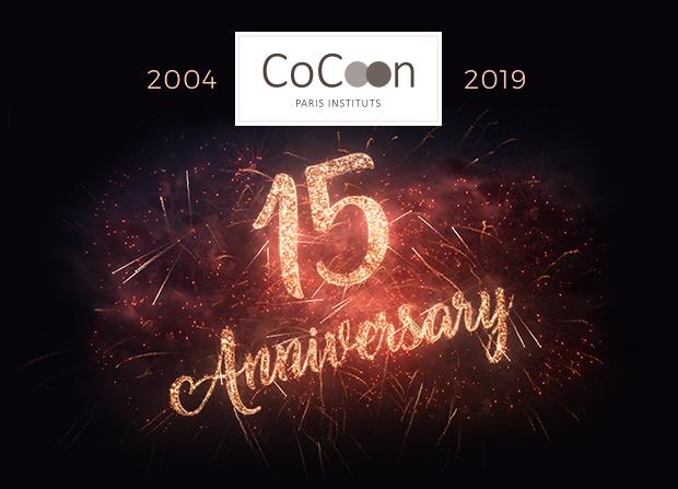 CoCoon Octobre 2019 15 Eme Anniversaire