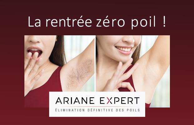 Septembre Ariane Expert