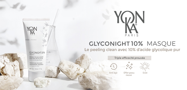 Yonka Glyconight Cocoon Institut Paris 14